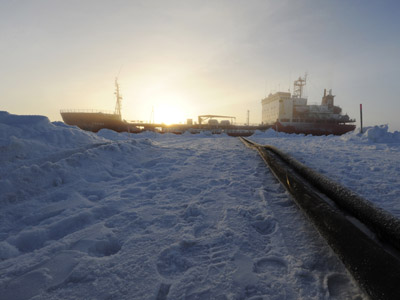 First Arctic project unaffected by sanctions – Gazprom Neft chief