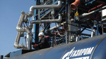 Gazprom says NO to private companies in Russia's shelf