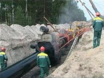 Russia battles for Turkmenistan gas