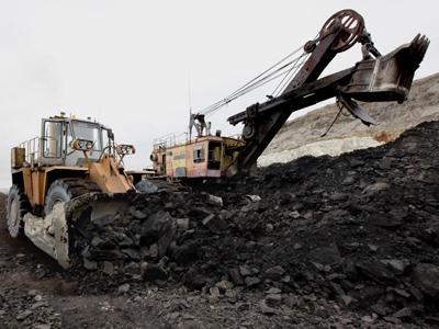 Russian coal exports heading East