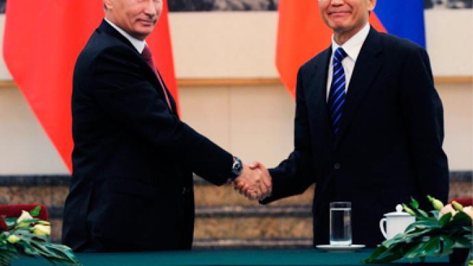 Russia-China economic ties resist crisis