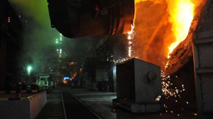 Czech steel closure highlights Russia not crisis-proof