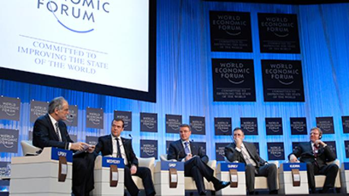 'Good governance is what Russia really needs' – Davos participants