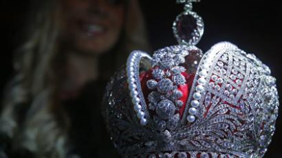 Russian diamonds to give new sparkle to Tiffany jewelry
