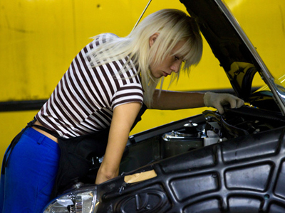 Russia in the driver's seat on rebounding car production