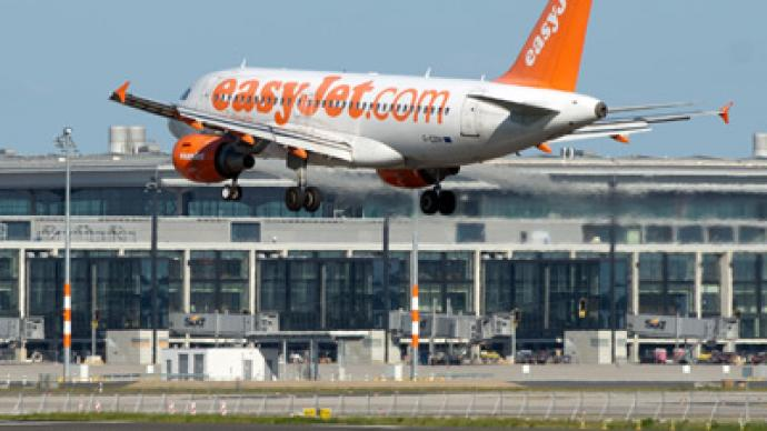 Low-cost airlines come to Russia: Easyjet to launch flights in 2013, Ryanair eyes routes