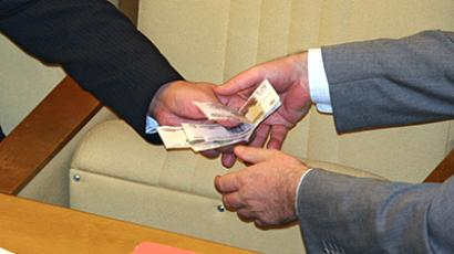Russia's shadow economy down to 35% of GDP in 2011