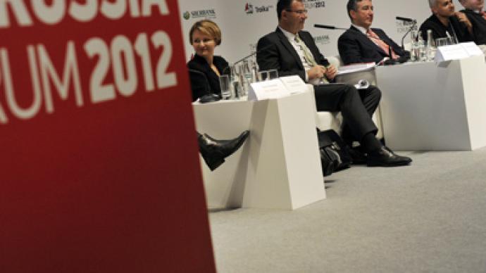 Finance gurus say Russian economy must do better