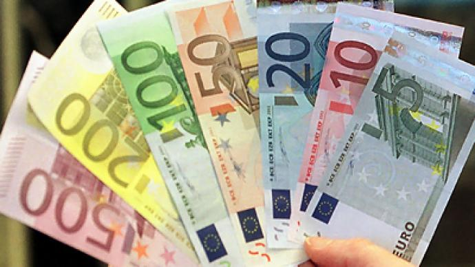 Moscow fears Euro's fall