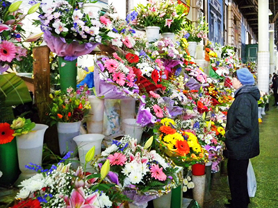 Taxes take the petals off flower sales