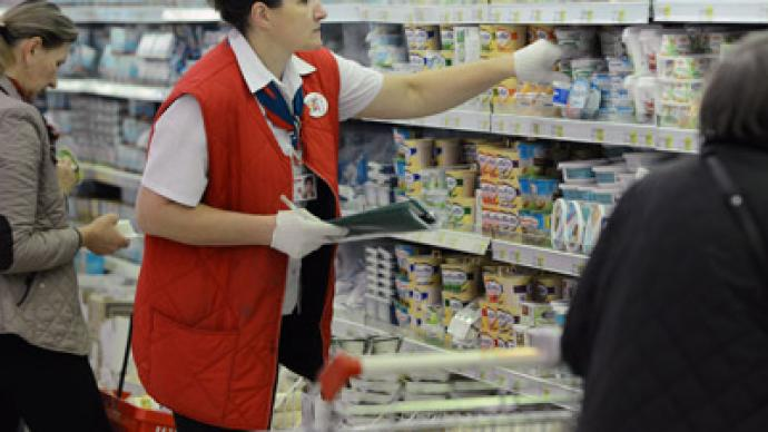 Russia aims to lead food exports