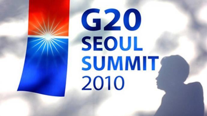 Russia and the Seoul G20 summit