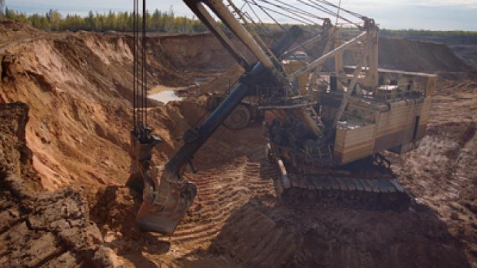 Russia eases gold mining for foreigners