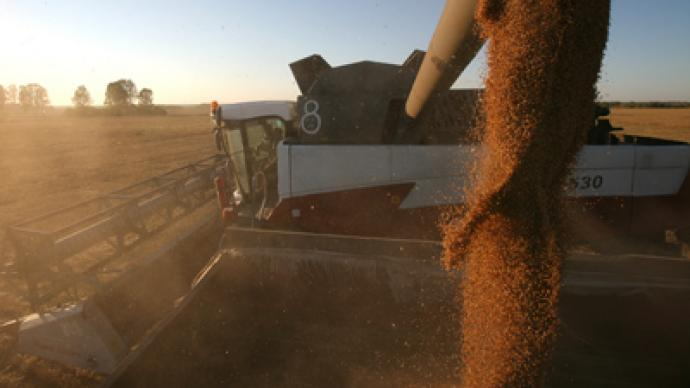 Russia is expected to increase its grain exports in 2012