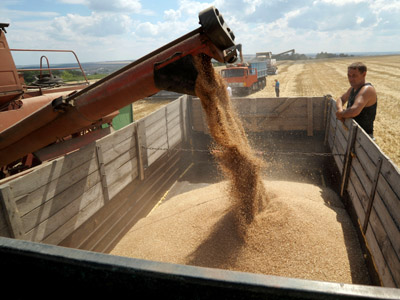 Russia's July grain exports second highest in history
