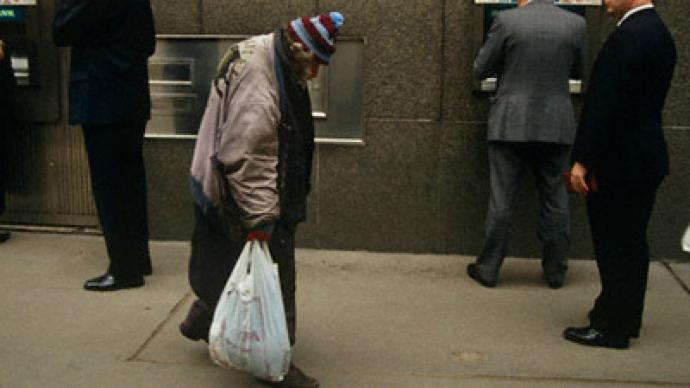 Russians are getting wealthier but inequality grows