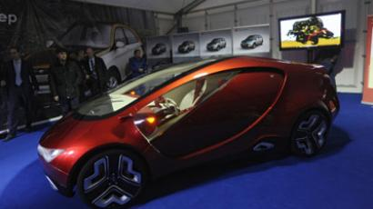 Yo-price: Russian tycoon sells hybrid car project to govt for €1