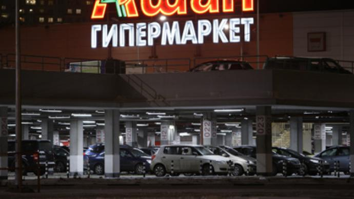 Big-box stores on rise in Russia