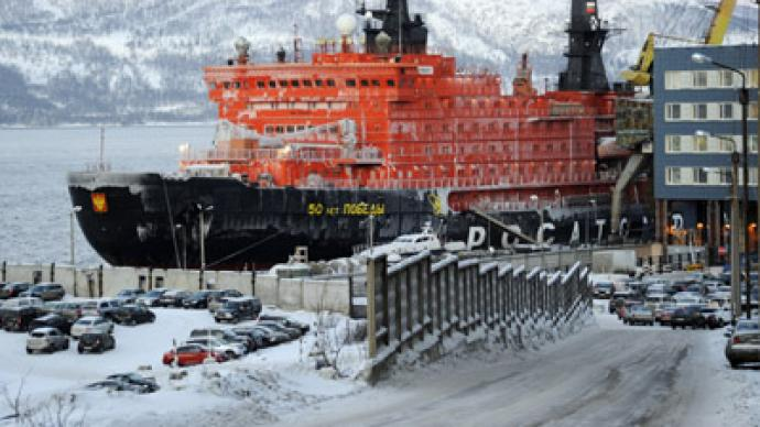 Russia to build the world's biggest icebreaker