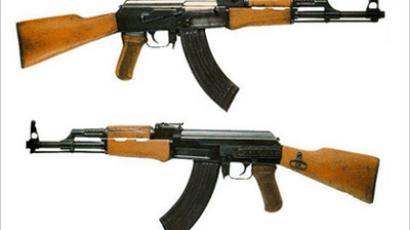 Kalashnikov 'feels sorry' for sanctions-struck American customers