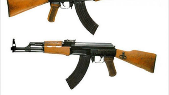 Leading Russian arms makers to unite under Kalashnikov name