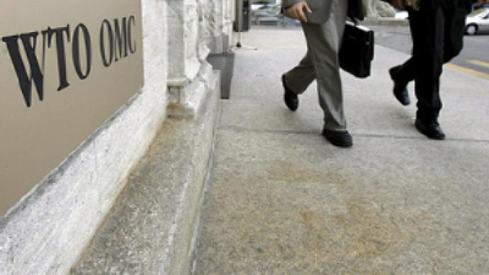 Russia looks to push WTO bid ahead of customs union