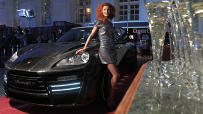 What price luxury? $10m according to the Russian tax man