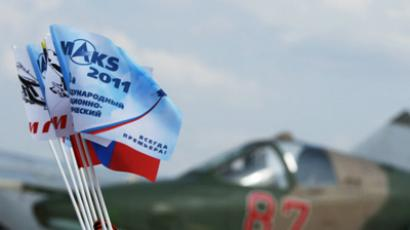 MAKS 2011 throws open its doors to public