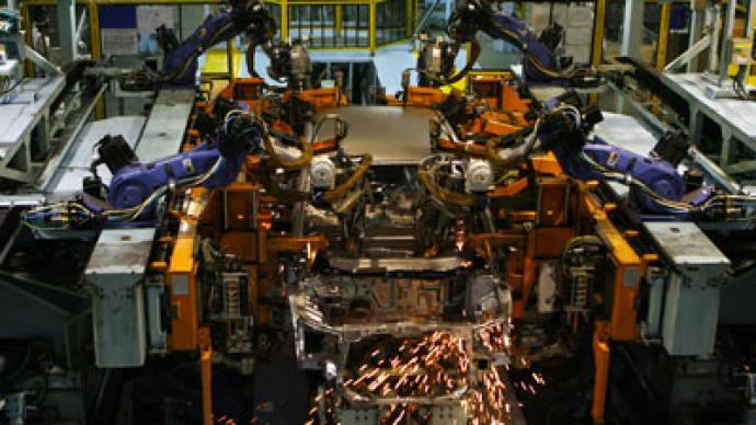 Russian Manufacturing Shows Best Results In 5 Months U2014 RT