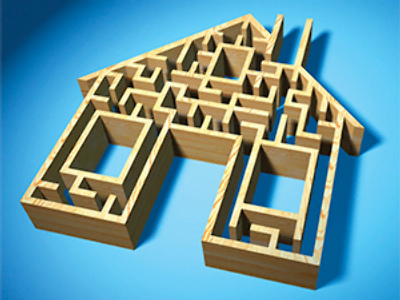 Mortgage lending support nearly dry as housing rebounds