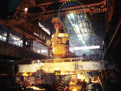 Russian steel giant NLMK closed 2011 on sound financial footing