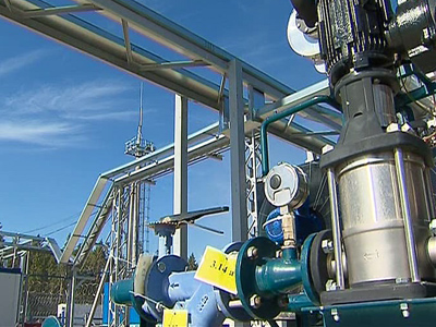 Vladivostok pipeline launched