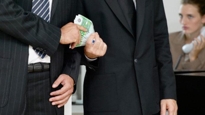 Bribery blockage