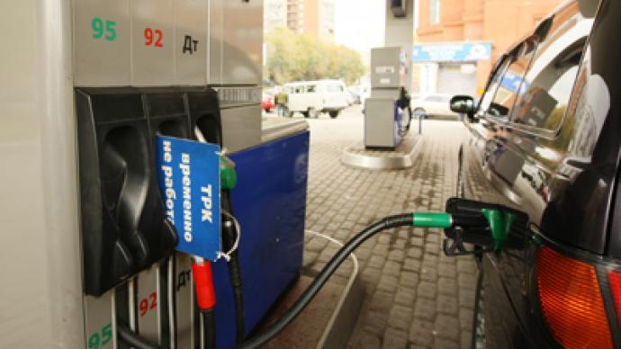 Petrol in Russia set to rise despite falling oil