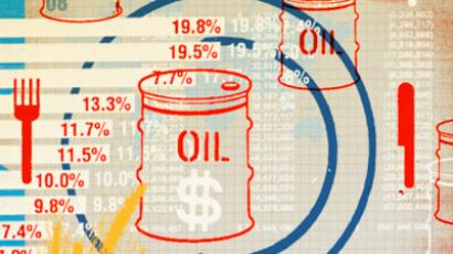 Russia surfing the oil price surge