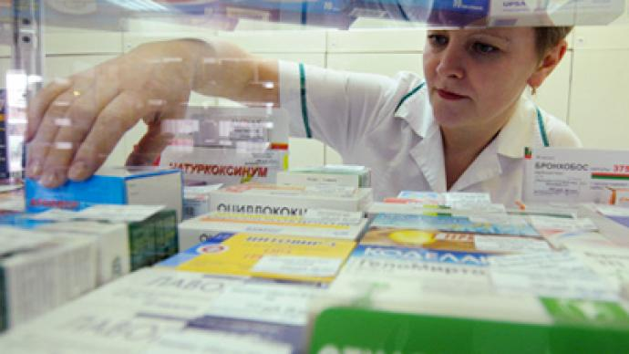 Pharmacies looking for better tax prescription
