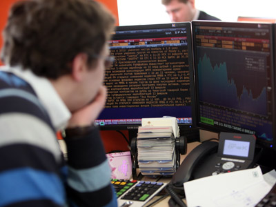 Russian markets circling before election lands