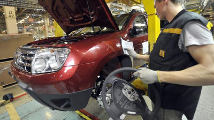 Renault-Nissan's electrifying future in Russia.