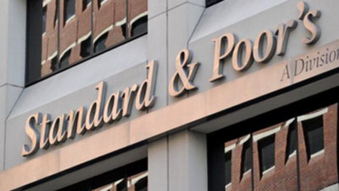 S&P upgraded Russia's short-term foreign currency rating