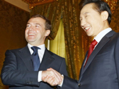 Russia – South Korea trade ties look beyond energy