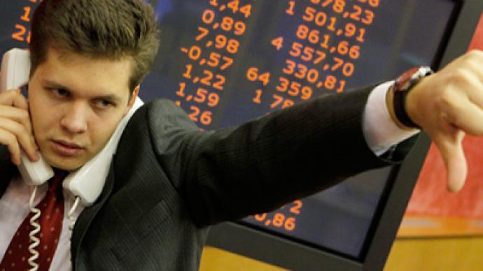 Russian market battered as global markets wilt