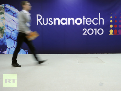 Russia has the makings of a high technology leader