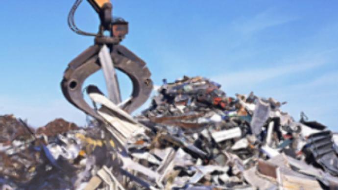 Russia to increase export duties on scrap steel exports