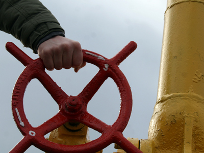 Ukraine tries to get out of gas contract
