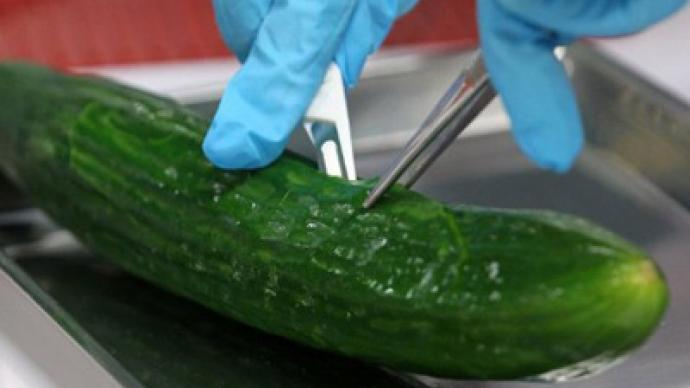 Russia cuts vegetable imports from Europe amid contamination fears