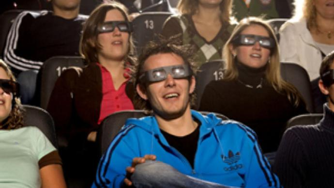 Russian film production takes aim at global 3D market