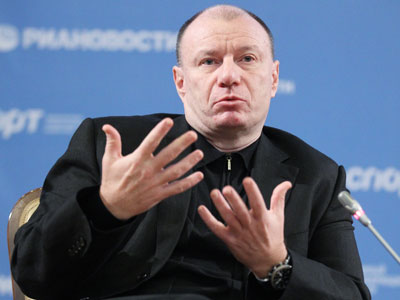 American philanthropist honored for bolstering US-Russia cultural ties