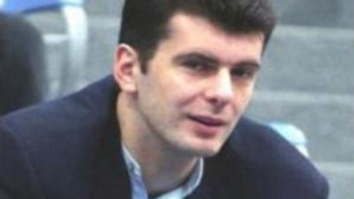 Russian billionaire Mikhail Prokhorov consolidates assets