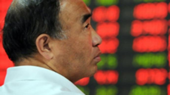Russian cash to rescue China?