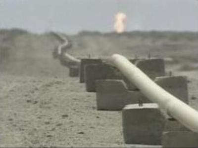 Russian pipeline builder to work in Saudi Arabia